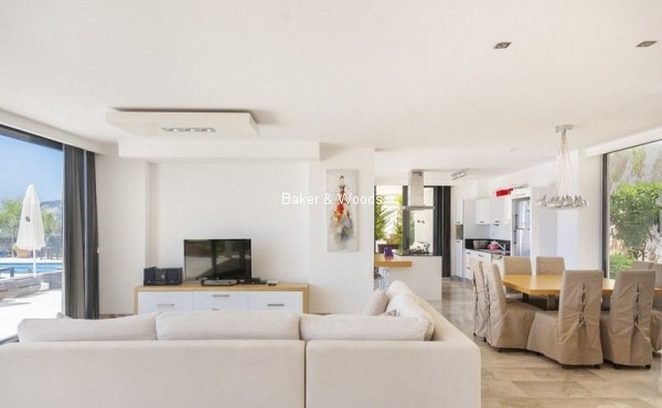 5881495781689designer Villa For Sale Kalkan 2